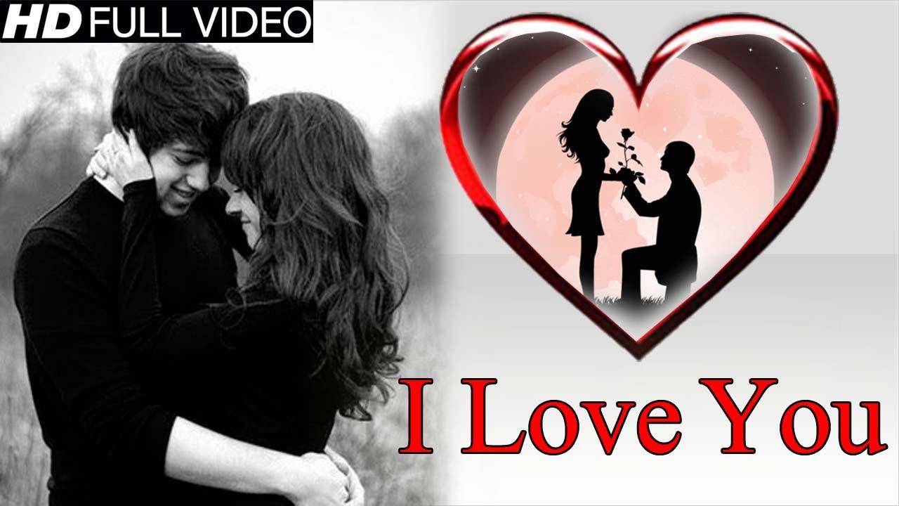 Hd New Bhojpuri Hot Song I Love You Dilip Raj Youtube