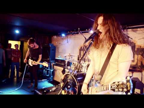 Stoned Jesus - 2 - Wound (new song) - Live@Underground Music Hall, Kiev [16.05.2013]