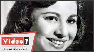 شاهد قبر سيدة الشاشة العربية فاتن حمامة
