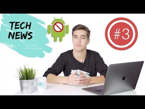 TechNews #3| Das ENDE von Android? | Google Pixel 3 / XL | Neue Amazon Echo Geräte