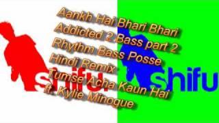Aankh Hai Bhari Bhari (Spinning around Remix) Tumse Acha Kaun Hai = Kumar Sanu : A2B2
