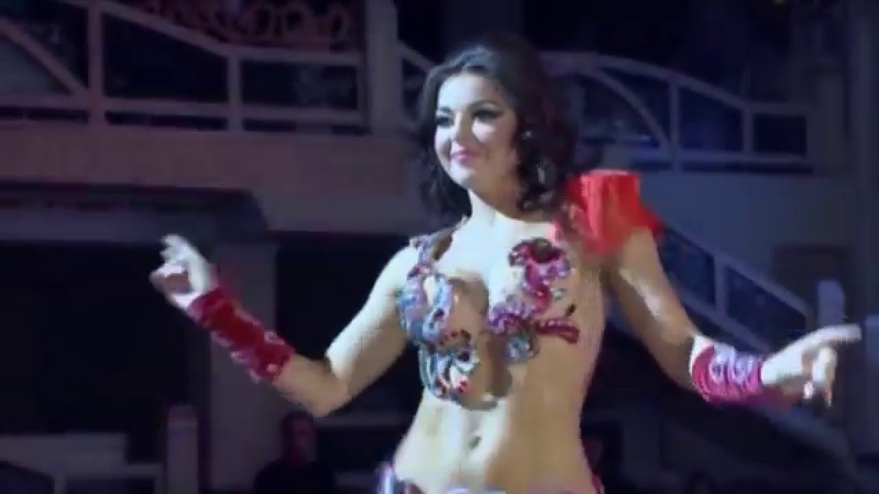 Sexy belly dance hd