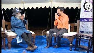 242 கோடி மரம் நடுவது சாத்தியமா..? | பாண்டே நேர்காணல் | சத்குரு | காவிரி கூக்குரல் l Cauvery Calling