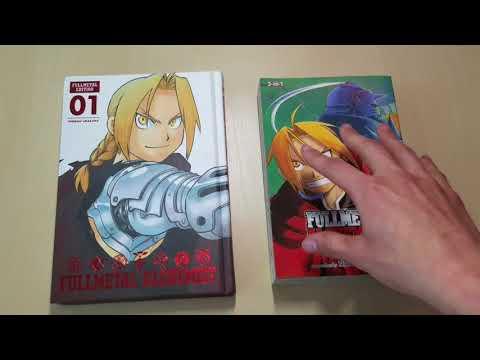 Fullmetal Alchemist: Fullmetal Edition Vol. 1 Quick Look