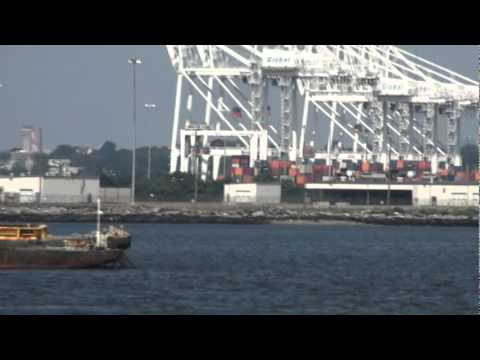 Sefco Export - New York ports - harbor views - Series B, 1f