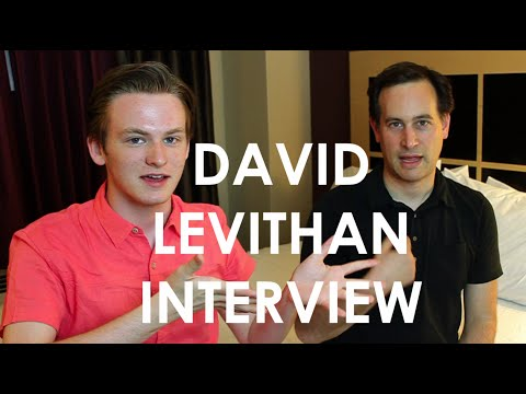 INTERVIEW with DAVID LEVITHAN