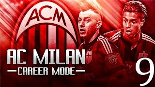 FIFA 15 AC Milan Career Mode - CUP SEMI FINAL & CHAMPIONS LEAGUE BATTLE! - Season 2 Episode 9