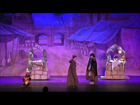 Broadway Theater Arts Academy Aladdin Jr Saturday Afternoon July 2015