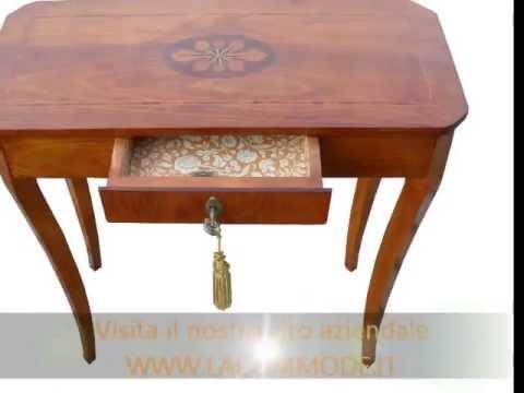Produzione mobili artigianali classici veneti su misura in for Produzione mobili classici