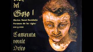 Camerata Vocale Orfeo - Hanaqpachaq / Pasacualillo (1972, ed. 1983)