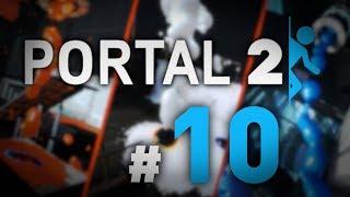Kisiel w trzech smakach! ^o^ | Portal 2 #10