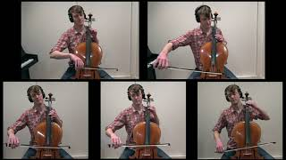Radiohead - Everything In Its Right Place (Cello Cover)