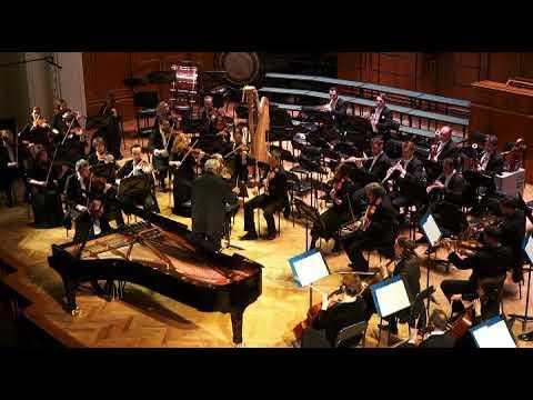 Beethoven - Concerto no.2 Andrei Korobeinikov / Valery Polyansky