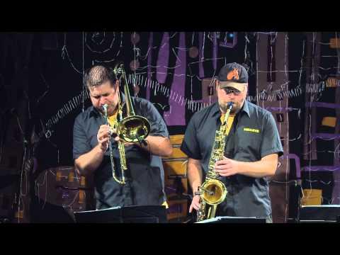 Funkalister   My Way (Paul Anka)   Instrumental Sesc Brasil
