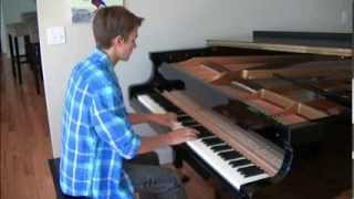 Snow Patrol: Chasing Cars (Elliott Spenner Piano Cover)