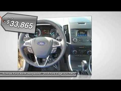2018 Ford Edge North Hollywood,Los Angeles,San Fernando Valley,Glendale,Burbank M80341