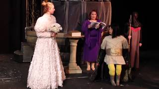 Shrek The Musical Presented by The Venue Theatre