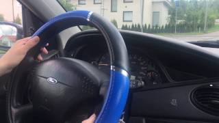 Ford Focus 1.6 2001 Driving
