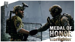 Добрались до главнюка (ФИНАЛ) | Medal of Honor: Warfighter #4