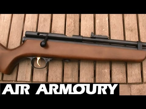 SMK QB78 Deluxe Air Rifle | Air Armoury