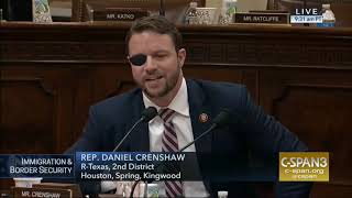 Rep Crenshaw Deconstructs Dem Arguments On Illegal Immigration, Border Security