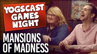 A NEW MYSTERY - Mansions of Madness (Games Night)