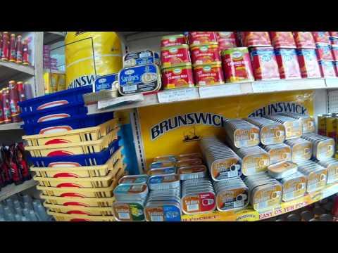 Shopping At The Papine Bigga Value Supermarket - Belt Clip View