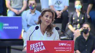 Raquel Sánchez a los damnificados de la erupción en La Palma: