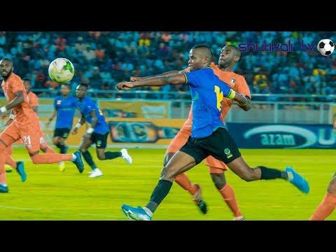 Tanzania 2-1 Equatorial Guinnea