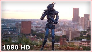 Чарли Кентон похитил Чаппи | Робот по имени Чаппи (2015)