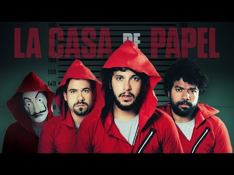LA CASA DE PAPEL (My Life Is Going On) - TriGO!