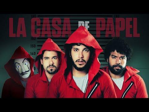 LA CASA DE PAPEL (My Life Is Going On) - TriGO!