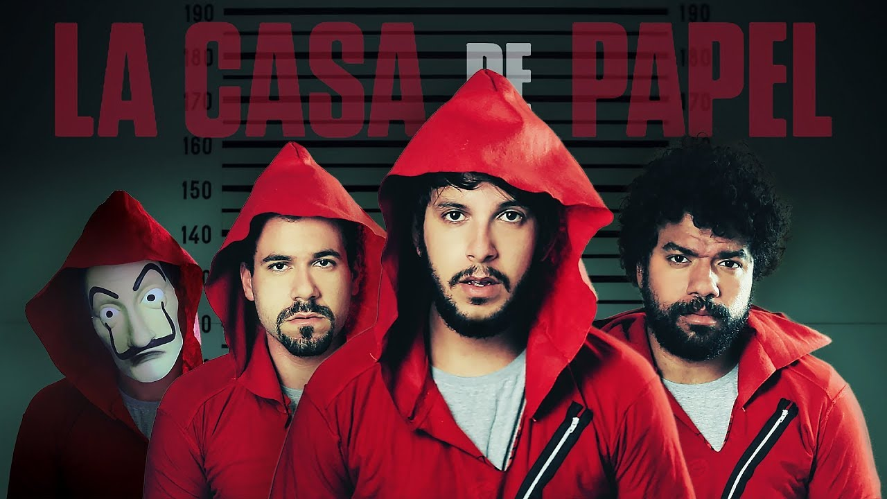La Casa De Papel My Life Is Going On Trigo Youtube