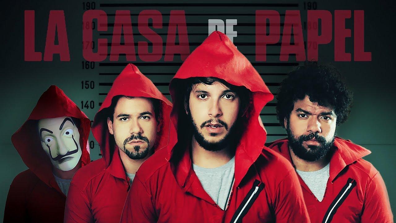 LA CASA DE PAPEL My Life Is Going On  TriGO  YouTube