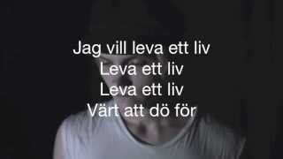 Jag vet inte hur man gör - Ulrik Munther (Lyrics)
