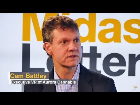 Aurora Cannabis EVP Cam Battley on Why CanniMed Shareholders should Tender Their Shares to Aurora
