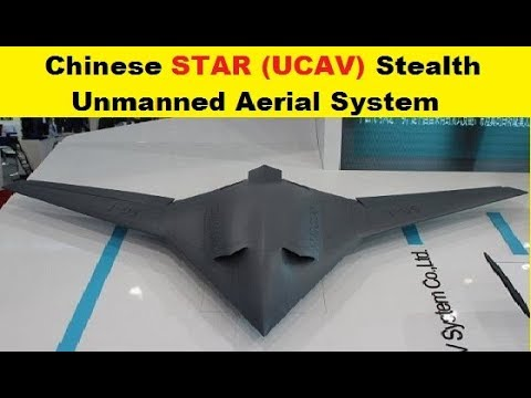 Chinese Star (UCAV) Introduces Star Shadow Stealth Unmanned Aerial System