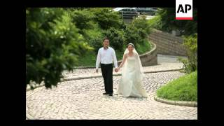weddings caught on camera before couples say i do