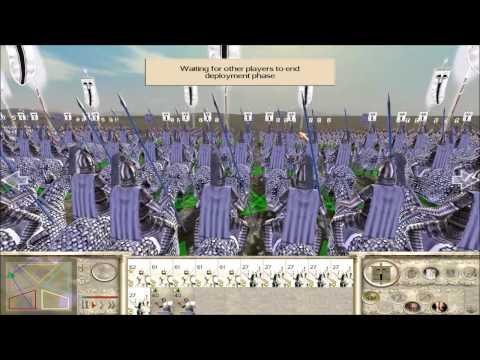 """Rome Total War online battle #2284: """"KILL THEM ALL FFA"""""""