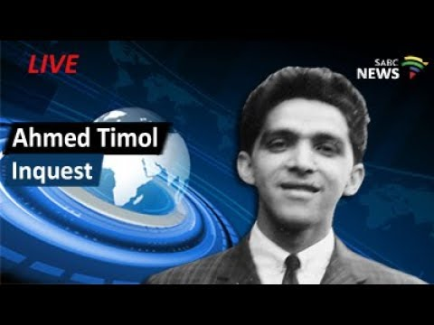 Ahmed Timol Inquest, 24 August 2017 Day 19 - PT1
