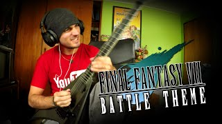 FFVII - Battle Theme - por Johann Vargas