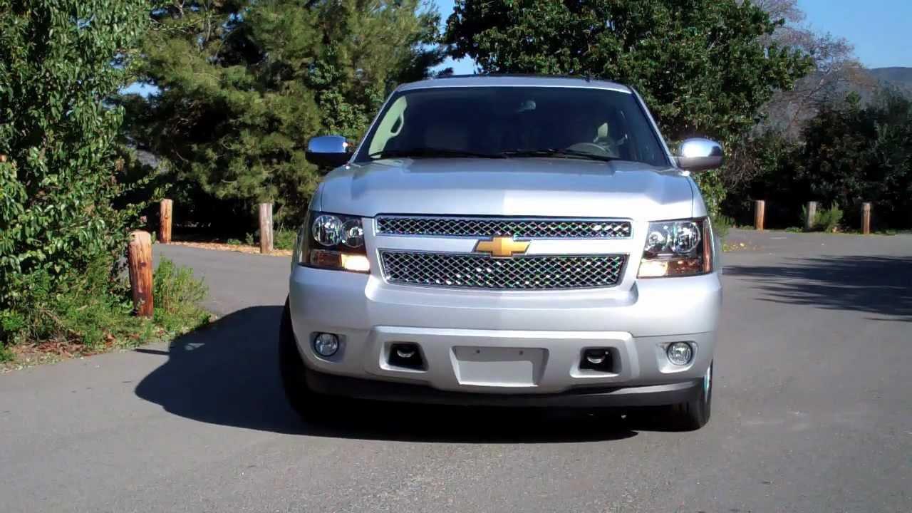 Chevrolet Tahoe Test