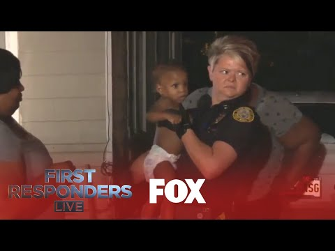 Distressed Toddler Requires Medical Attention | Season 1 Ep. 1 | FIRST RESPONDERS LIVE
