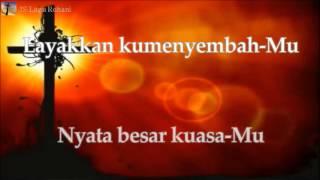 [Lirik Rohani] Maria Shandi - Ajaib Anugerah-Mu