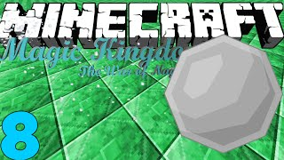 The Green Orb | Minecraft Magic Kingdom [S1: Ep. 8 Minecraft Roleplay]