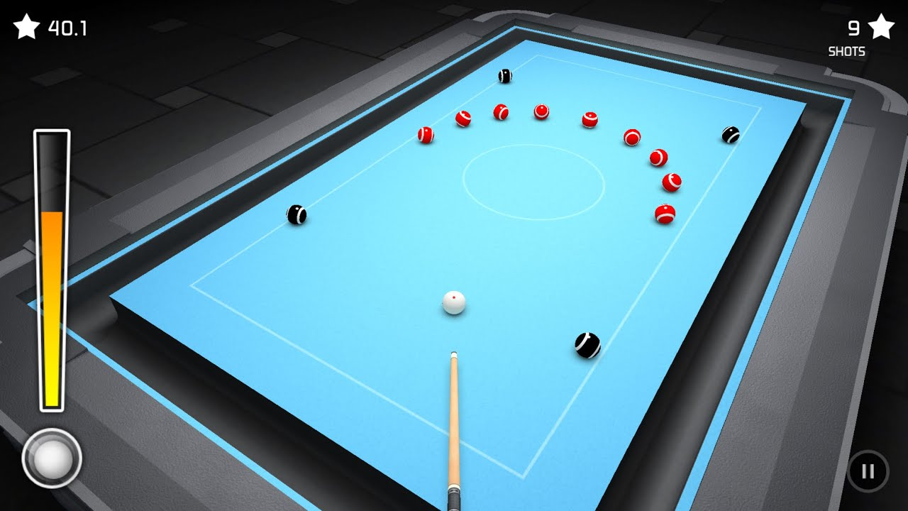 3D Pool Madness - Official iPhone & Android Gameplay Video