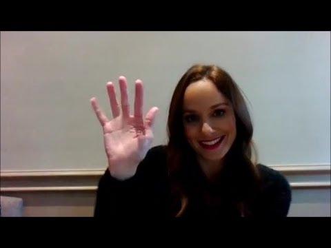 Q&A: Live com Sarah Wayne Callies em Madri  Colony