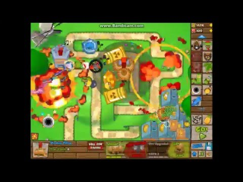 how to use special ability in bloons td5