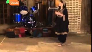 Latifa Aziz New Song 2014 Live on TOLO TV 2014