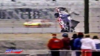 Andy Belmont Big Crash 1995 ARCA 200
